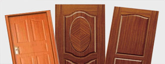 Excellent durability superior finish and resistance to stain and scratches are the highlighting features of these skin doors. & Prestige Ply